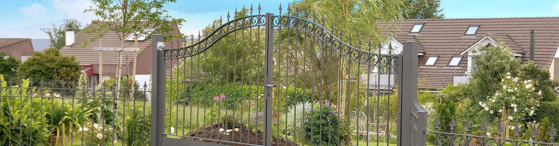 Gartentor antik