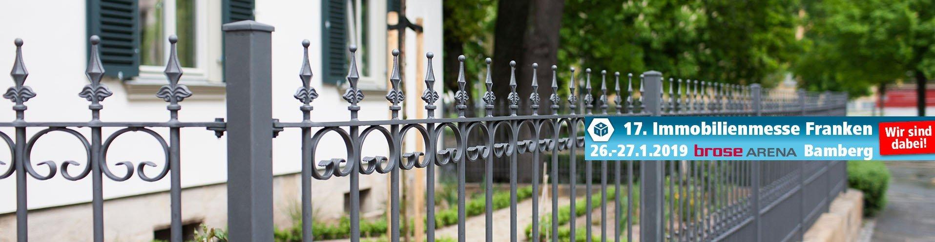 Eleo Zaun: Zäune, Tore, Geländer aus Schmiedeeisen
